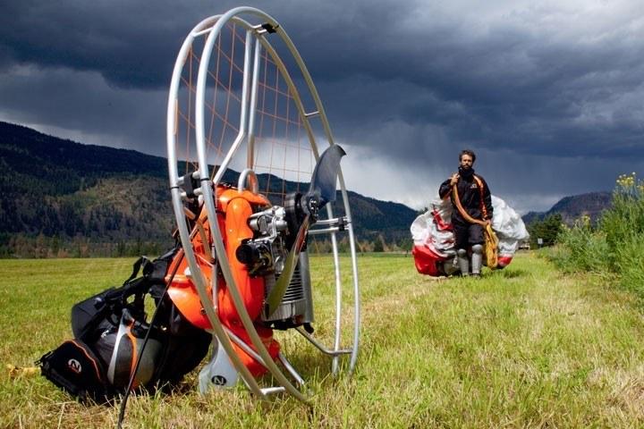 Nirvana Paramotors – Texas Paramotor Training